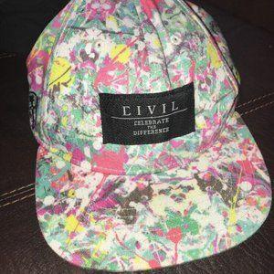 Unisex EIVIL SnapBack Hat MW1